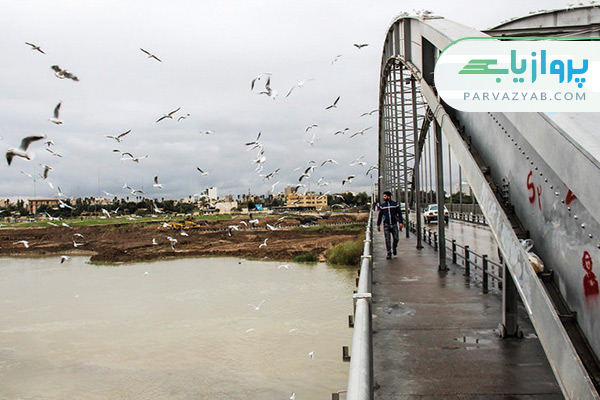 رودکارون، بزرگترین رودخانه ایران
