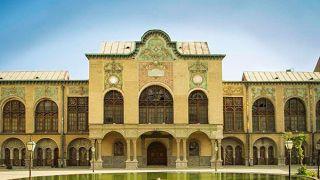 عمارت مسعودیه، نماد تاریخ تهران