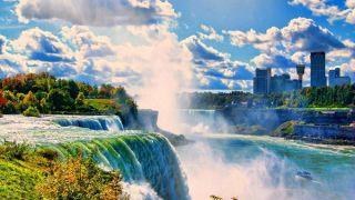 آبشار نیاگارا، پر آوازه ترین آبشار جهان