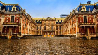 کاخ با شکوه و بی نظیر ورسای پاریس