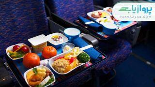 در طول پرواز از مصرف این غذاها پرهیز کنید