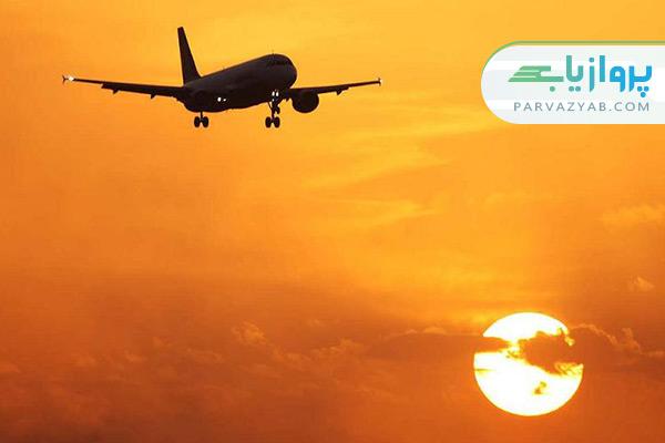 خرید آسان بلیط پروازهای خارجی