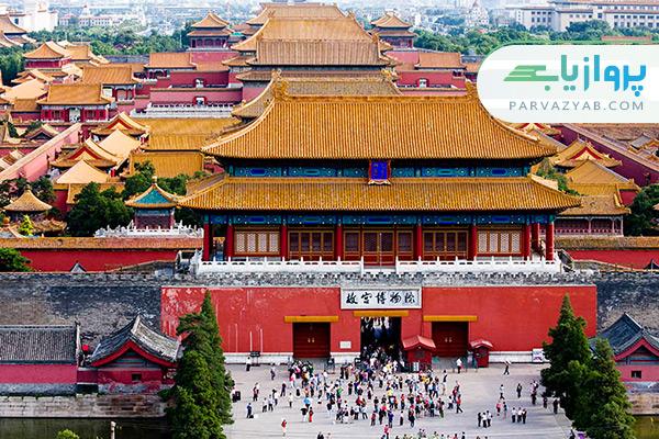 برترین بناهای تاریخی جهان