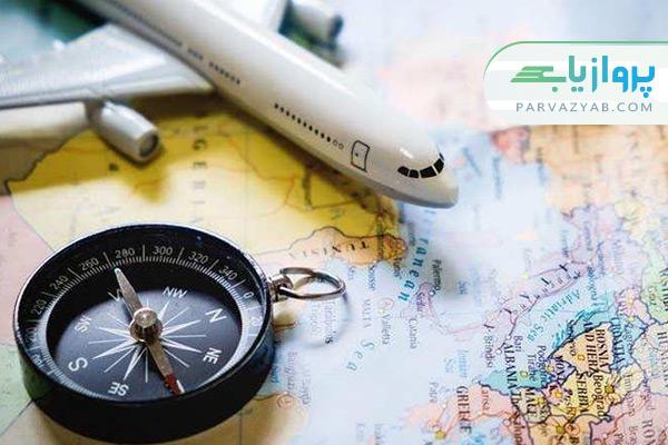عوامل تاثیر گذار بر نرخ بلیط هواپیما