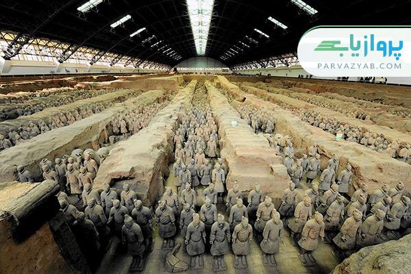 ارتش تراکوتای چین