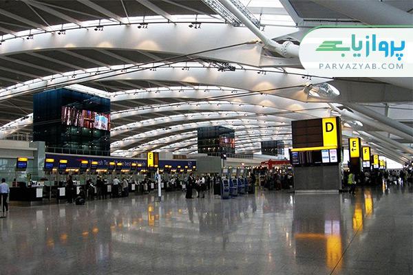 معرفی فرودگاه کیش
