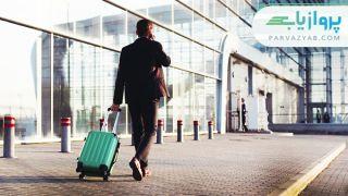 نکاتی برای سفر با هواپیما