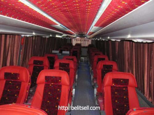 انتخاب صندلی آنلاین بلیط اتوبوس
