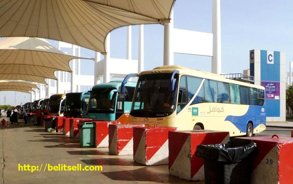 مسافرت با اتوبوس و سایر وسایل نقلیه عمومی