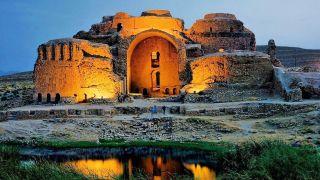 کاخ اردشیر فارس