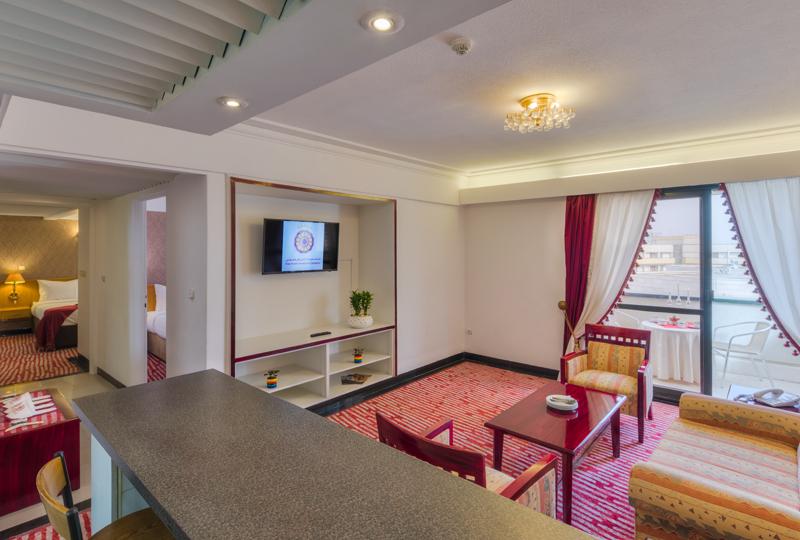 رزرو هتل پارس مشهد با تخفیف