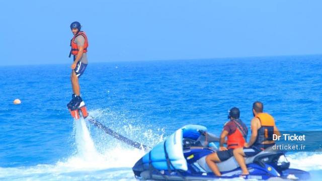 flyboard kish