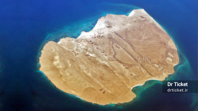 hendorabi island persian gulf