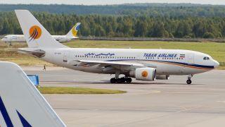 شرکت هواپیمایی تابان