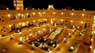 هتل داد يزد
