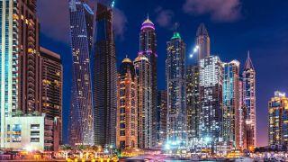 ساختمان های نمادین دبی