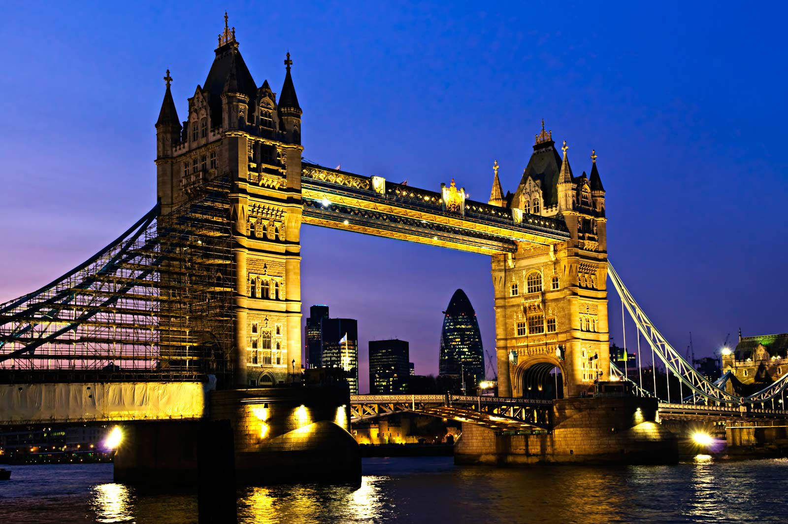 تور 7 شب لندن با اقمت در هتل 5 ستاره