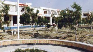 تور قشم از اصفهان هتل نخل زرین