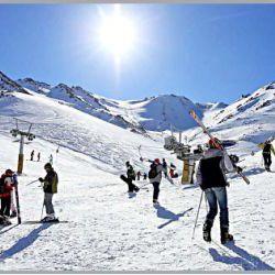 پیست اسکی شیرباد مشهد (فاصله تا مشهد، قیمت، امکانات)