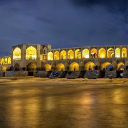 جاهای دیدنی اصفهان به مثابه دیدن نصف جهان