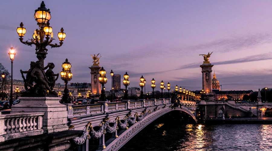 تور یک هفته پاریس ویژه نوروز99