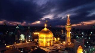تور مشهد از تهران 3 شب و 4 روز