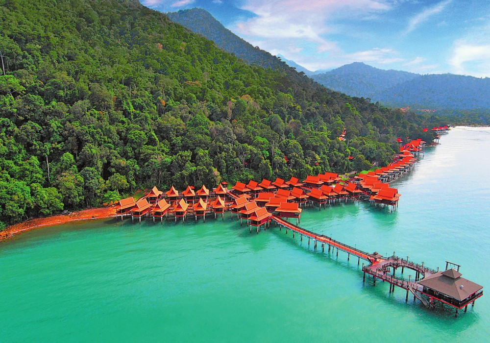 تور کوالالامپور و جزیره استوایی لنکاوی