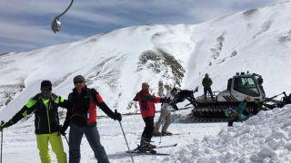 تور اسکی شیرباد از مشهد