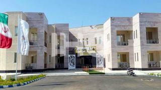 تور چابهار هتل آپارتمان گل سرخ از تهران