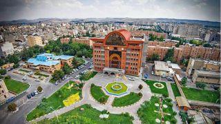 تور تبریز از تهران هتل گسترش | تورگردان