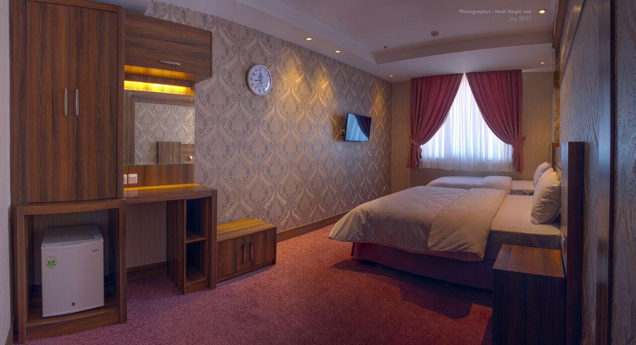 تور مشهد هتل کارن