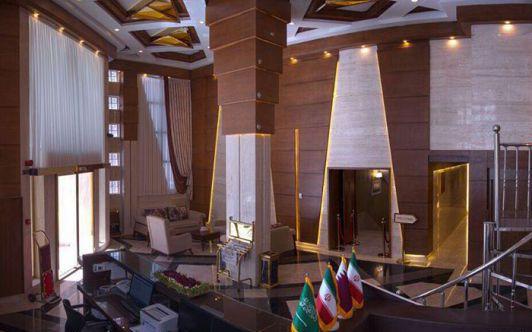 تور مشهد هتل کارن از تهران