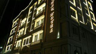 تور مشهد هتل آبشار
