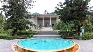 کاخ سلطنتی رامسر ؛ از آثار دوره پهلوی | باغ و کاخ مرمر رامسر