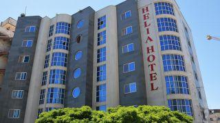 تور هتل هلیا مشهد از تهران
