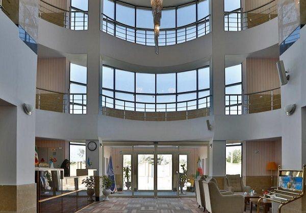 تور چابهار هتل آذین از مشهد