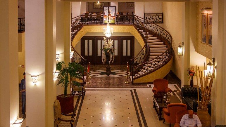 تور مشهد هتل جواد از تهران