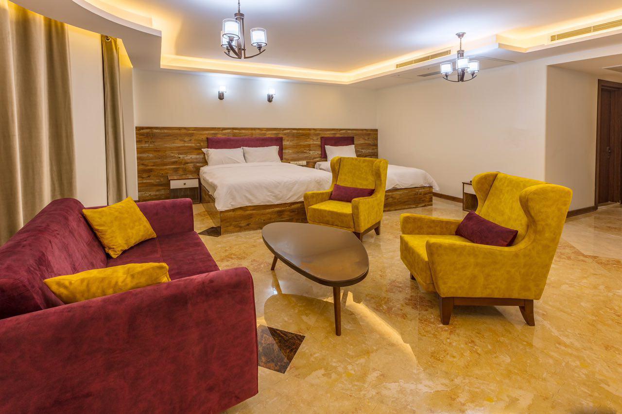 تور قشم هتل رویال از تهران