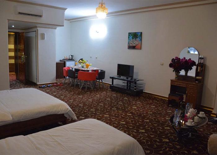 تور چابهار از مشهد هتل فردوس
