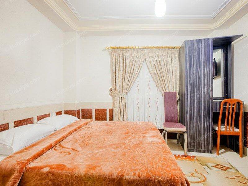تور قشم از تهران هتل آسماری