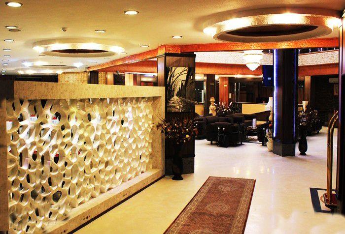 تور کیش هتل آرامش از تهران