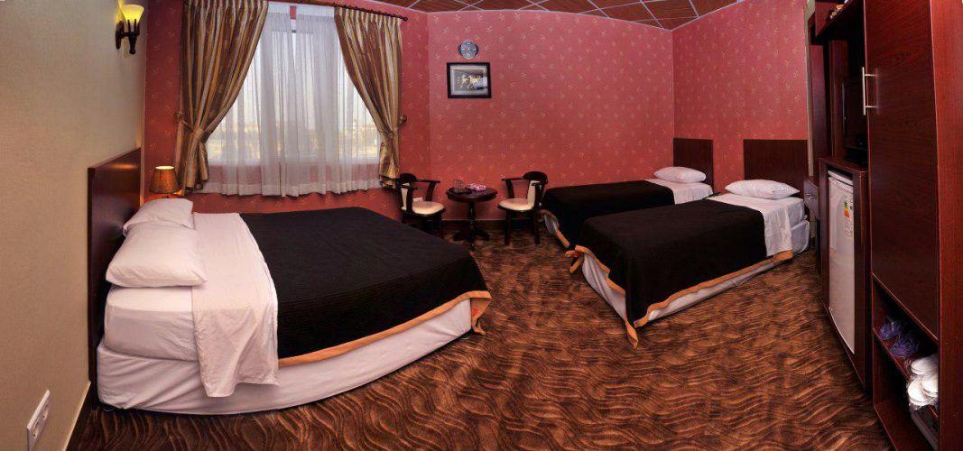 تور کیش از تهران هتل آبادگران
