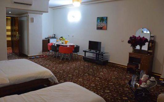 تور چابهار هتل فردوس از تهران