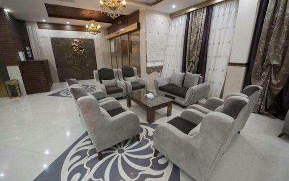 تور مشهد هتل زیارت از تهران