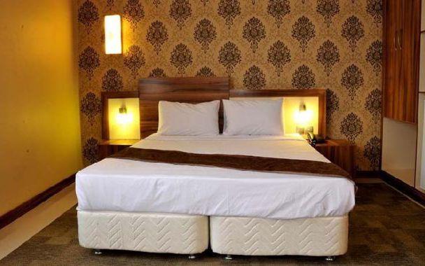 تور مشهد هتل هاترا از تهران