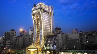 تور مشهد هتل الماس 2 از تهران | اقامت در هتل 5 ستاره