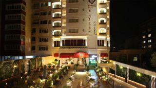تور شیراز هتل الیزه