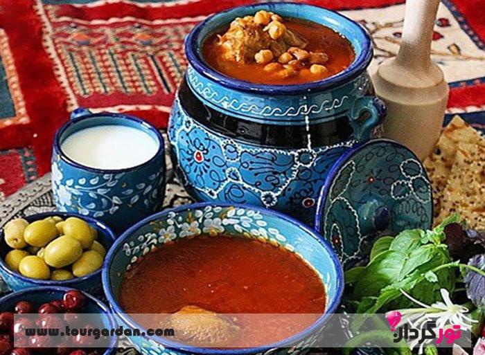 دیزی در تور مشهد
