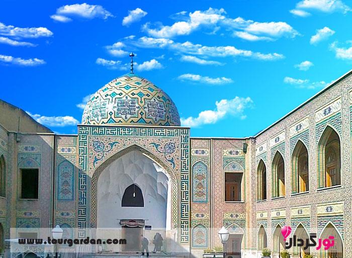 پیر پالان دوز در تور مشهد