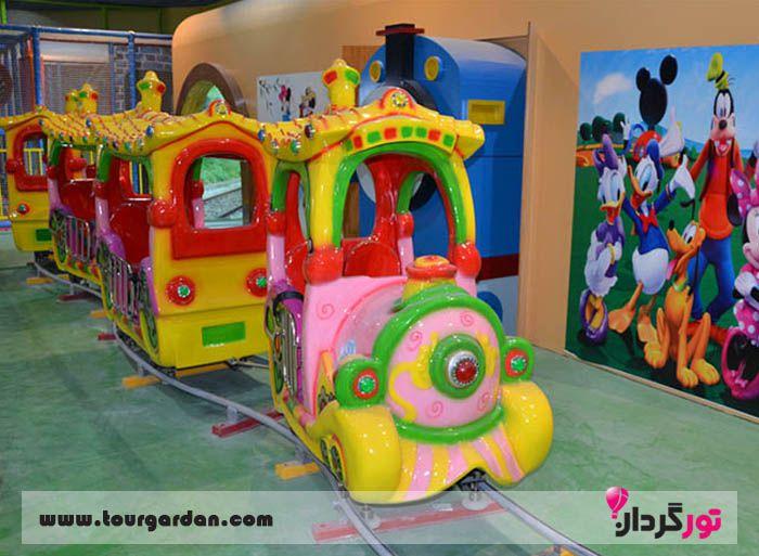 شهر بازی کودکان در مشهد، جنگ جادویی